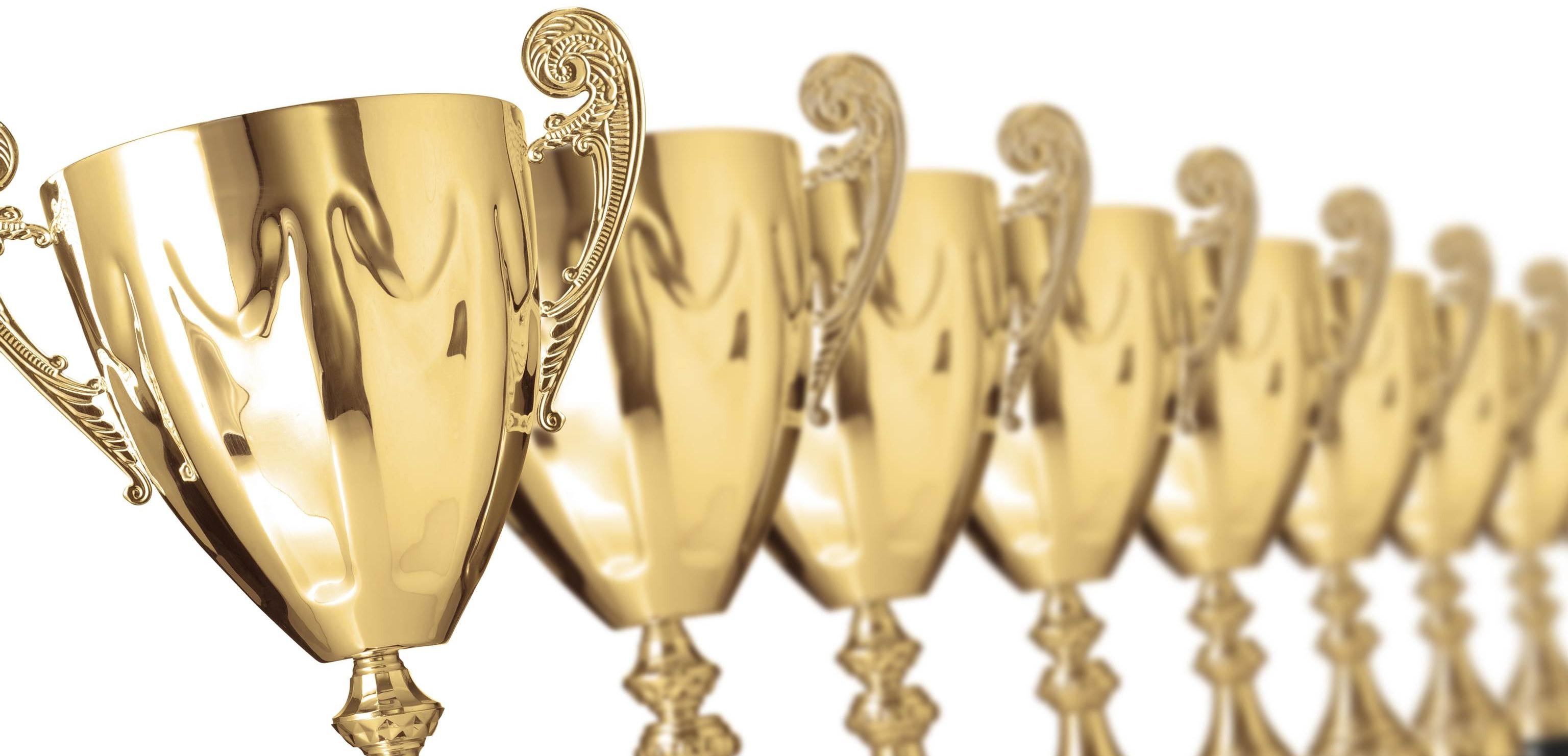 A Törley pezsgők díjai