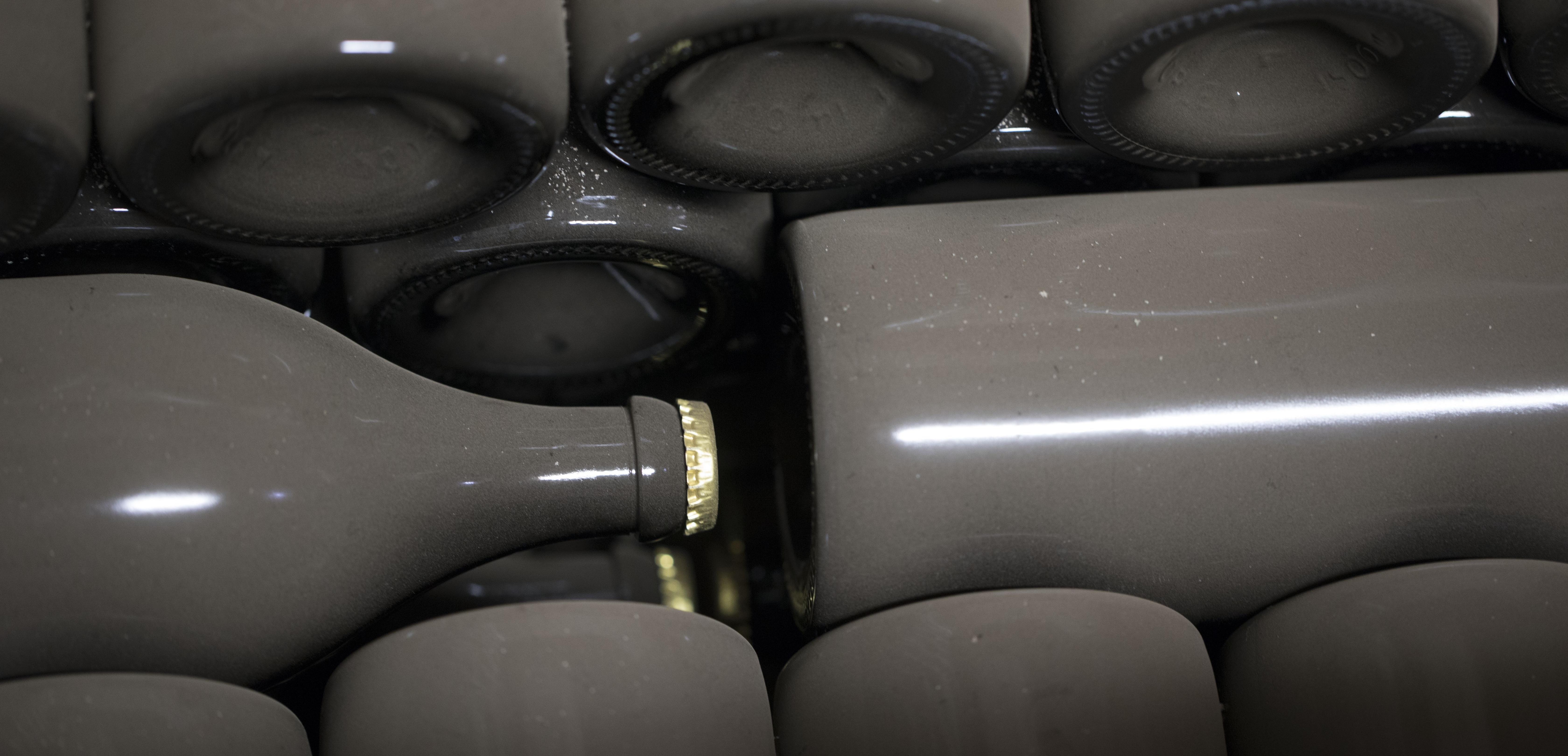 Törley pezsgős üvegek
