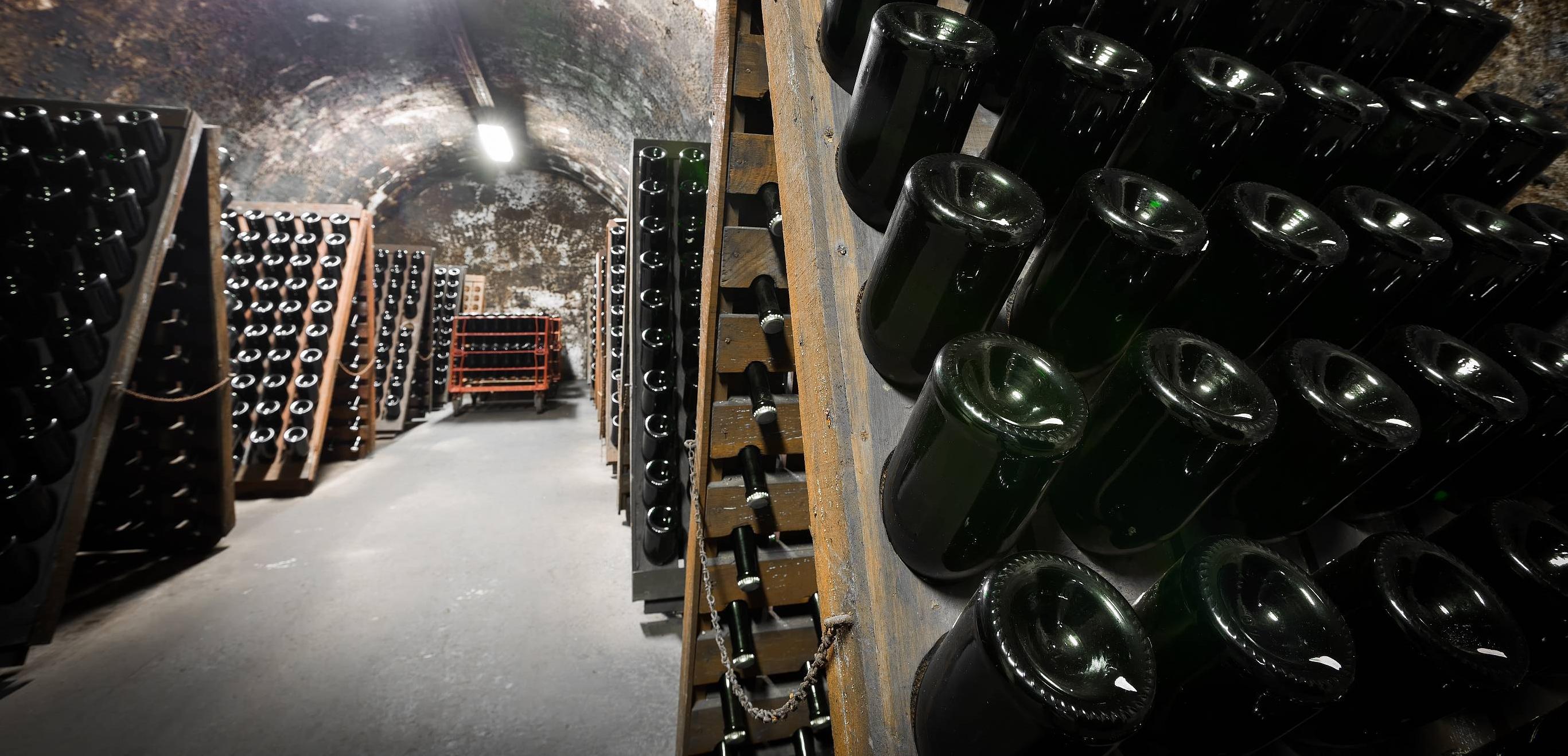 Törley pezsgők gyártási folyamata
