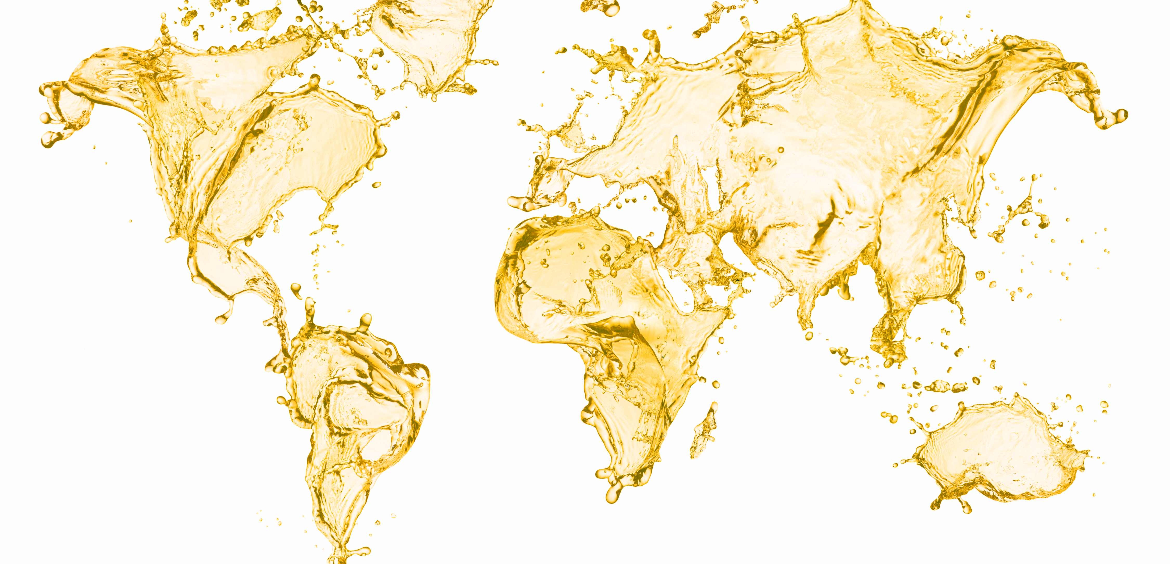 Pezsgő térkép